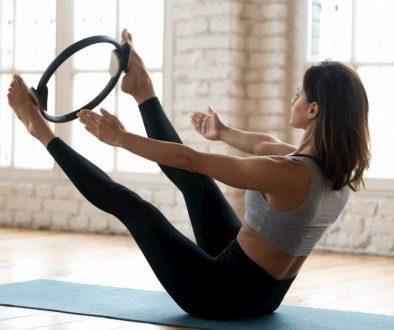pilates ring