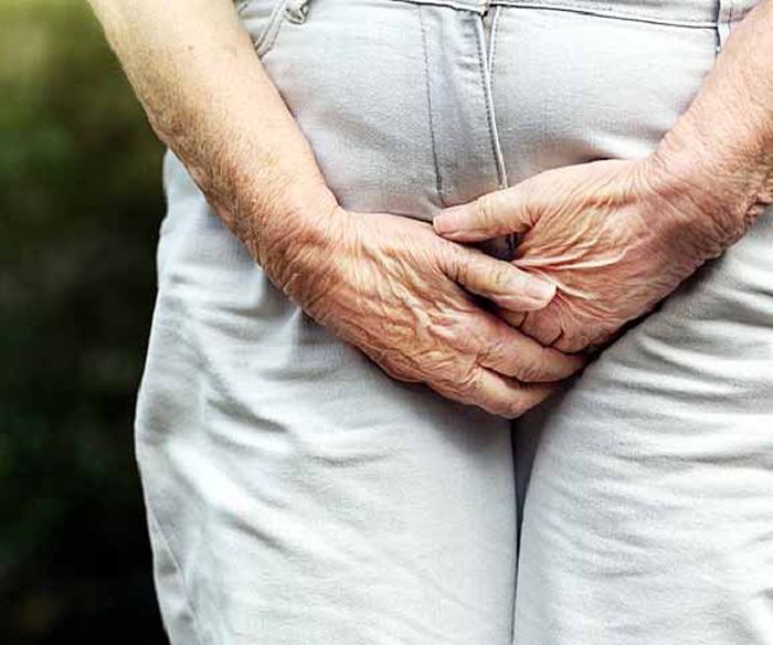 urinary incontinence elderly